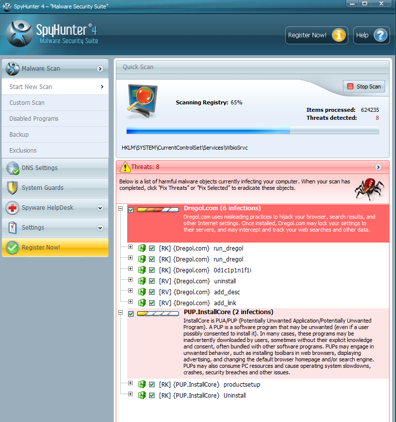 dregol_spyware_removal